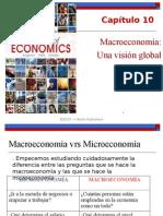 Macroeconomía Una Vision Global