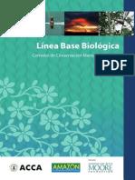Linea Base Biológica | Corredor de Conservación Manu - Tambopata