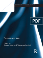 Tourism and War