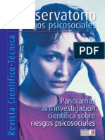Revista Riesgo Psicosocial