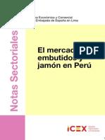 15.El Mercado de Embutidos y Jamón en El Perú