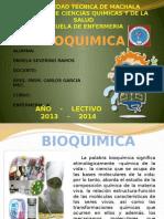 bioquimicaysurelacion-131025001143-phpapp01