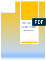 Engine Spare Parts Stock- 2