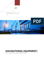 Navigational Equipment Stock List