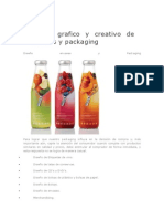 Diseño Grafico y Creativo de Envases y Packaging