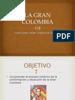 La Gran Colombia.pps