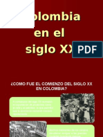 Colombia, siglo XX.pps