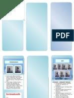 Senam Hipertensi (Leaflet)