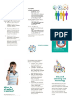 situated learning leaflet