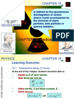 Matriculation Physics ( Radioactivity )