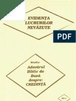 Adevăruri Biblice de Bază, book 2/8