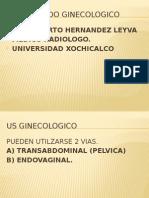 Copia de Ultrasonido Ginecologico
