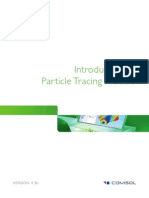 Introduction to Particle Tracing Module