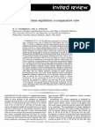 Anisosmotic Cell Volume Regulation a Comparative Review