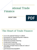 International Trade FinanceWeek1(1)