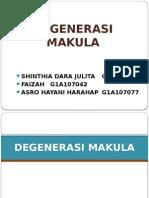 Degenerasi Makula ( PP )