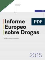 Informe Completo Del Observatorio Europeo Sobre Drogas y Toxicomanías (OEDT)