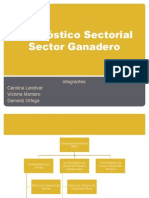 Diagnostico Sectorial Sector Ganadero