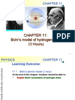 Matriculation Physics ( Bohr`s Model of Hydrogen Atom )