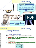 Matriculation Physics ( X-rays )