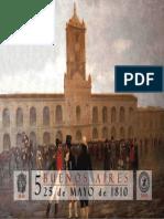 Colección Bicentenario 2010, T5 25 de Mayo 1810