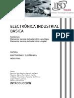 Electricidad y Electrónica Basica