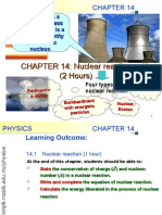 Matriculation Physics ( Nuclear Reaction )