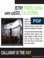 Direct Mailer Tradeshow