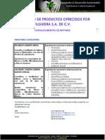 portafolio de productos para pymes
