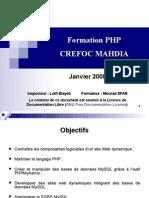 Program Mat Ion Web Dynamique en PHP