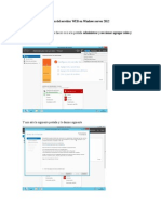 Servidor Web en Windows Server 2012