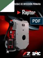 [-] Raptor ES - Sistema de Pruebas de Inyección Primaria
