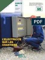 L'Électricité Sur Les Chantiers