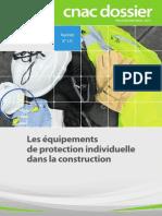Les Équipements de Protection Individuelle Dans La Construction