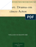 Hamlet_ Drama Em Cinco Atos - William Shakespeare