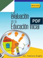 383 - La Evaluacion en La Educacion Inicial