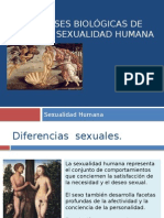 2 Bases Biolgicas de La Sexualidad Humana