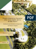 Projeto Urbanstico Panamby Uma 'Nova Cidade' Dentro de So Paulo - Anlise Do Parcelamento e Loteament