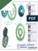 Depurado de Engranaje Rect PDF