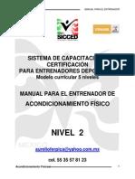 Manual Completo Acond. Fisico N2 Acond Fisico