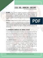 Trabajo Monográfico Raíces Del Derecho Indiano