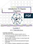 Matriculation Chemistry ( Introduction to Organic Compound ) part 1