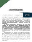 Pe. Stanislavs Ladusãns - Significado e Ampliação Da Gnosiologia Pluridimensional (Revista Brasileira de Filosofia, V. 36, n. 147, p. 264-268, Jul.-set., 1987)