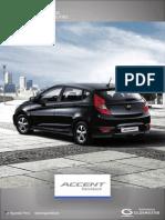 Catalogo Accent Hatchback