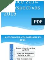 Balance Economico Colombia