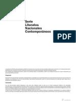 Solera.serie Literatos