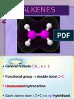 Matriculation Chemistry ( Hydrocarbon ) alkene