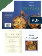 Cocina Indonesia - Anne Wilson