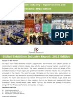 Global Exhibition Industry - Opportunities and Forecasts