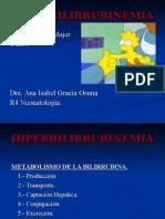 hiperbilirrubinemia